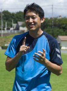 荒川優(プロ走コーチ)